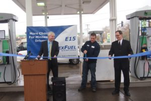 Fifth Anniversary of Minnesota's First E15 Station